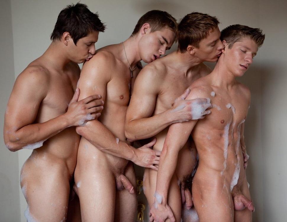 guys naked together tumblr