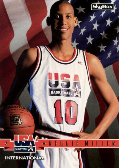 Team USA Reggie