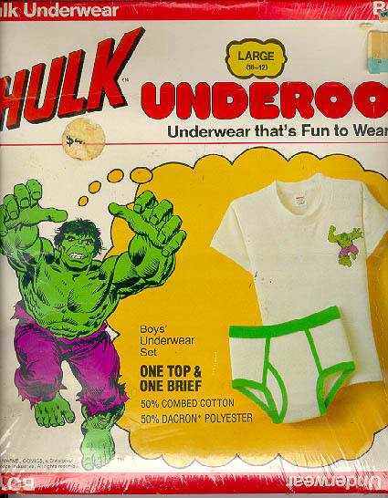 Hulk Underoos