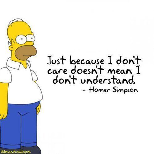 Homer filósofo.