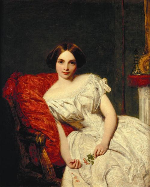 Annie Gambart Victorian painting