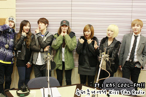 101231 Super Junior's Kiss the Radio  라디오 동창회 시즌2..해외파편! Radio Reunion Season 2..Foreigners!(F(x) 빅토리아, MissA 페이&지아,NS윤지, 산이) (F(x) Victoria, MissA Fei&Jia, NS Yoonji, San E) 외국인 혹은 외국에서 살다온!!이국적인 향기가 나는~해외파 연예인들이 모였습니다!! Foreigners or those that have lived in foreign countries!!With exotic scents~Foreign celebrities have gathered!!