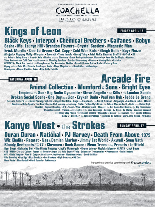 novh:  Coachella