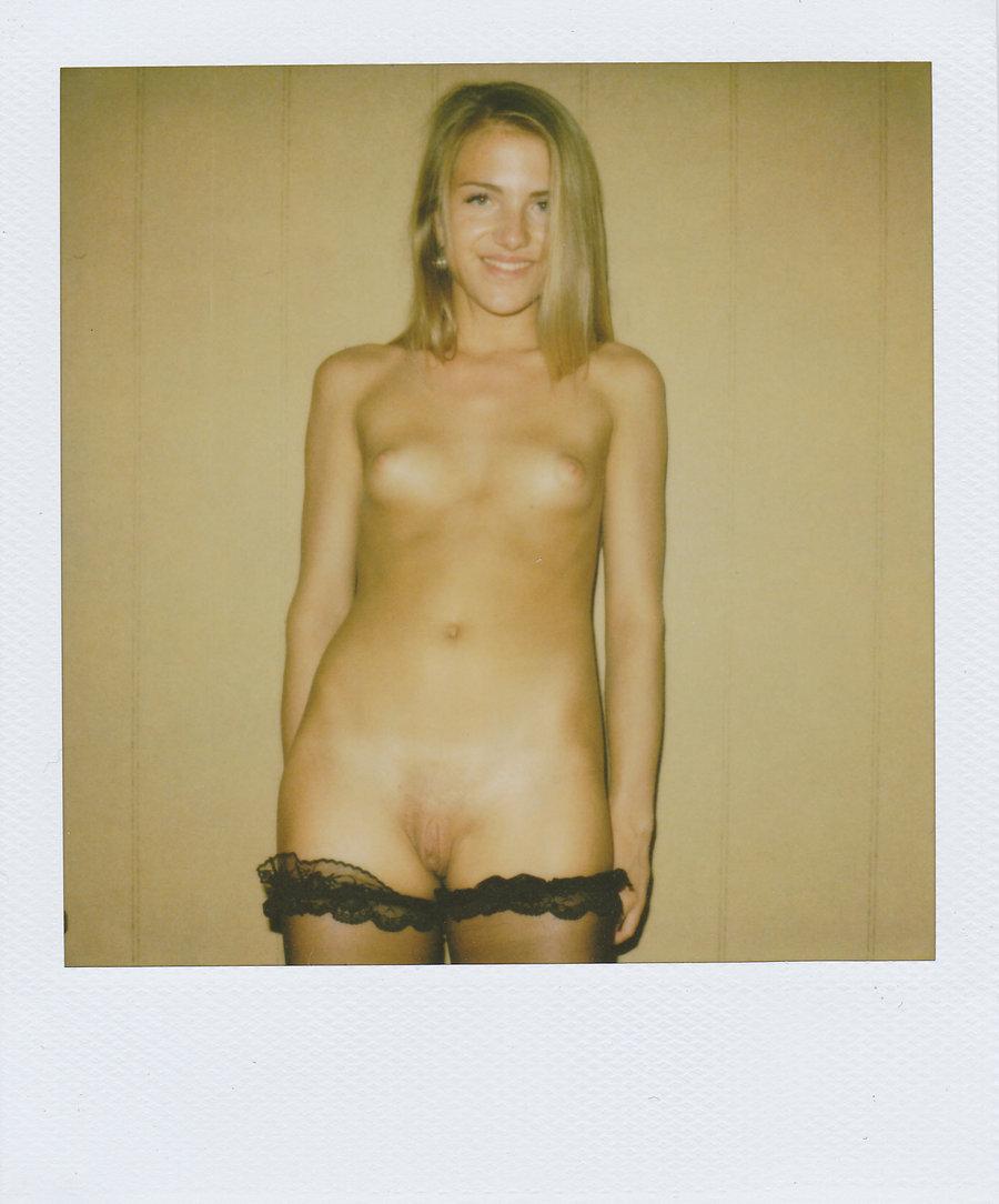 The Polaroid vintage nude women properties