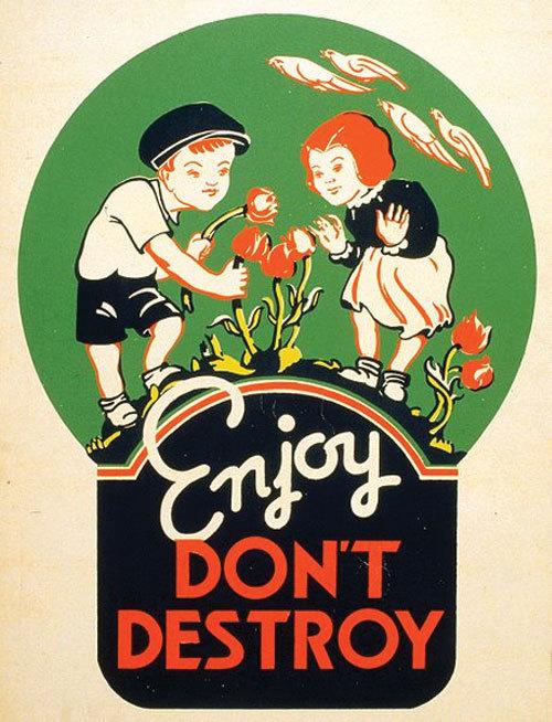 Enjoy don't Destroy
