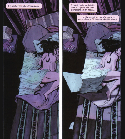 thanks to: zatanna:  Catwoman: When in Rome