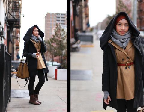 "thedancingpapayas:  awesome look! LOVE it! ""East 3rd Street NY"" by Yuna Zarai on LOOKBOOK.nu"
