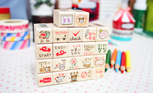 lovely stamps, i definitely need some of those!