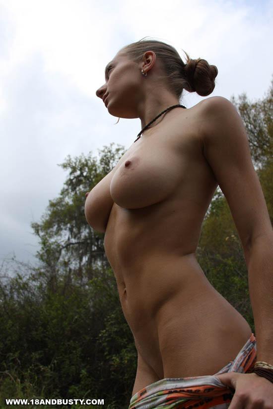 tumblr natural big breasts