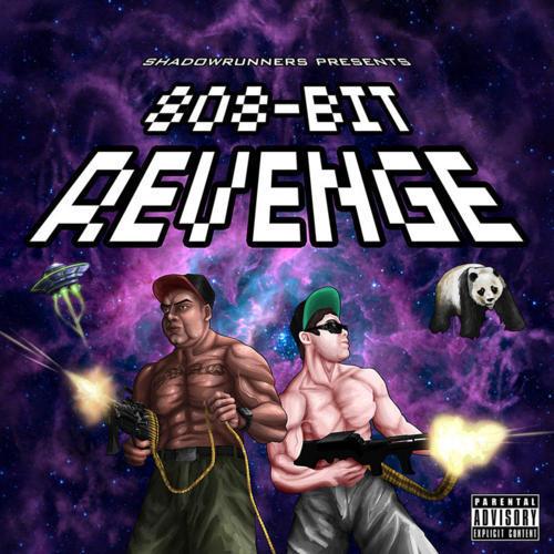 808-Bit Revenge Artwork