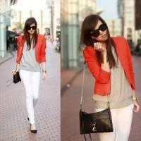 Red X Grey X White X Black