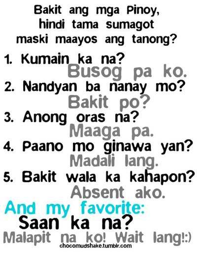 PINOY JOKES (PHOTOS)