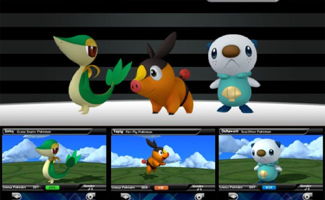 My Pokemans Let Me Show You Them In 3d Nintendo