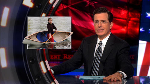 The Colbert Report Soccer