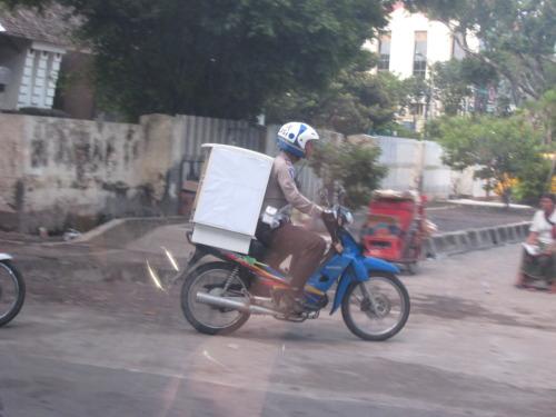 delivery STNK dan SIM (Surabaya)