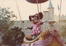 Minnie Mouse 1980 Disneyland
