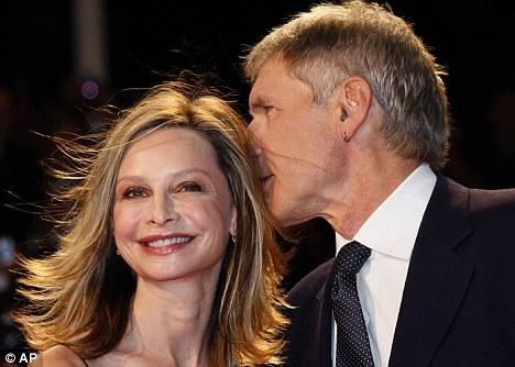 Harrison Ford's Earring