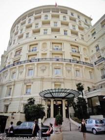 Places Hotel De Paris. Monte Carlo Monaco