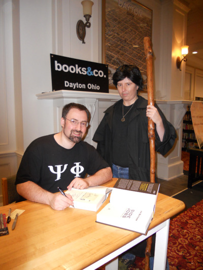 """Harry Dresden"" and Jim Butcher"