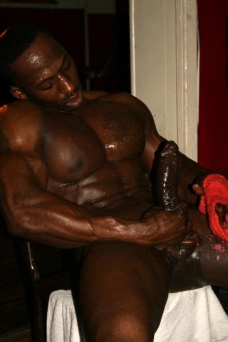 Black Male Solo Dirty Talk