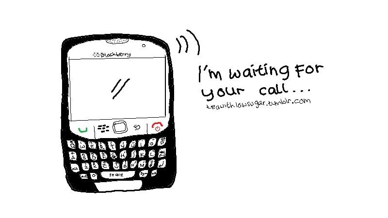 Call Waiting: Waiting Call Blackberry