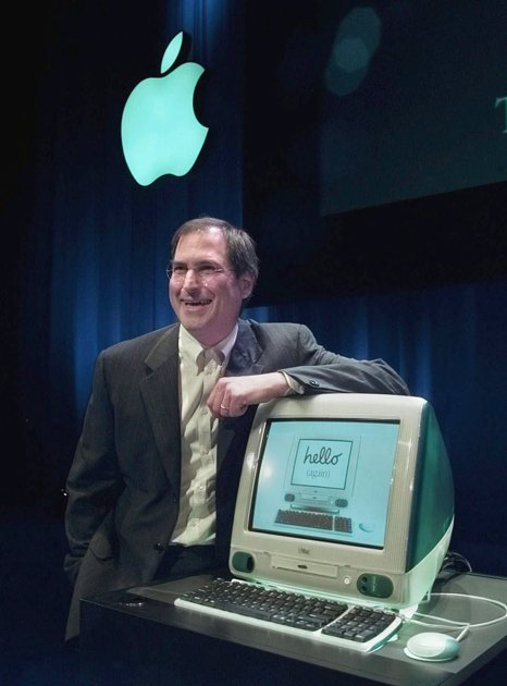 Rest in peace, Steve Jobs, 1955-2011