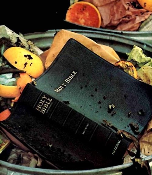 trash bible