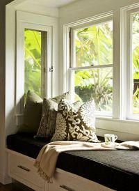Nooks & Window Seats on Pinterest | Window Seats, Reading ...