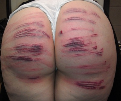 full force caning