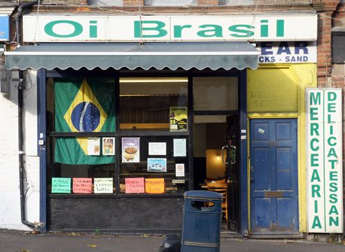 Oi Brasil,Seven Sisters Road N15