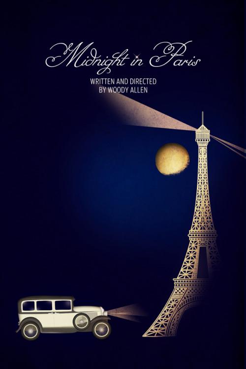 Midnight in Paris by Chay Lazaro