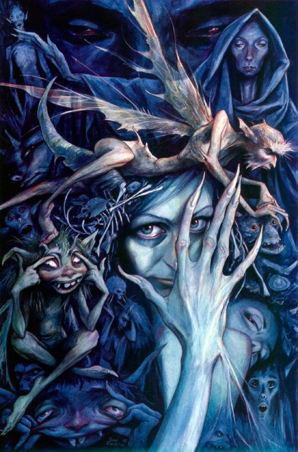Art Of Animation Brian Froud