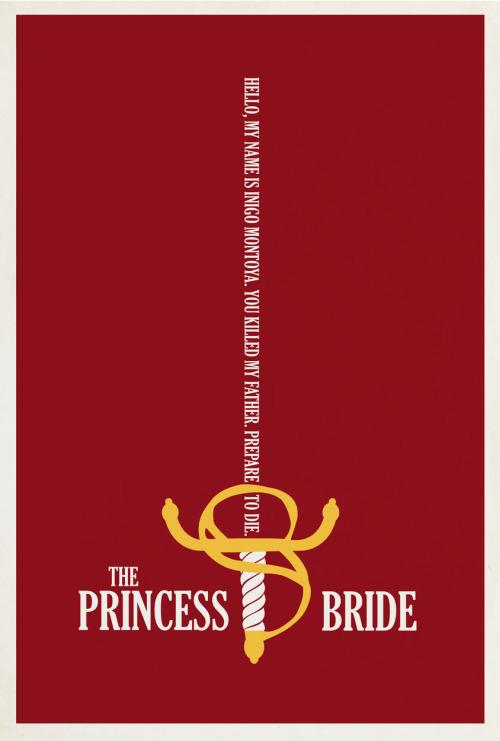 The Princess Bride by Matt Owen