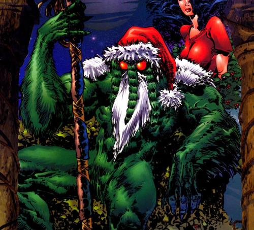 man thing christmas