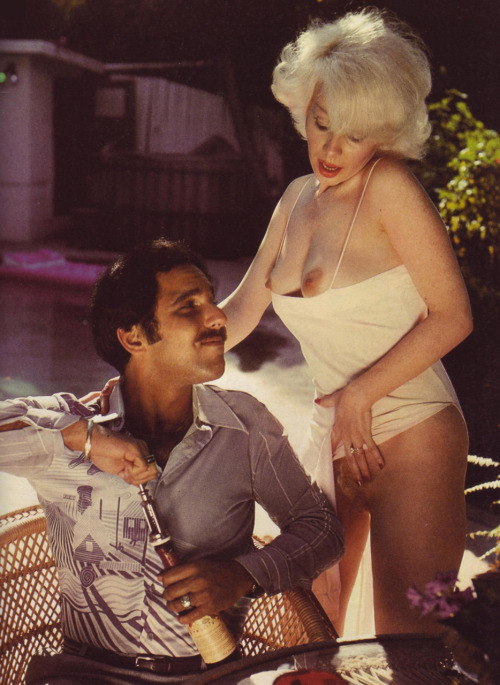 Angel Cash and Ron Jeremy