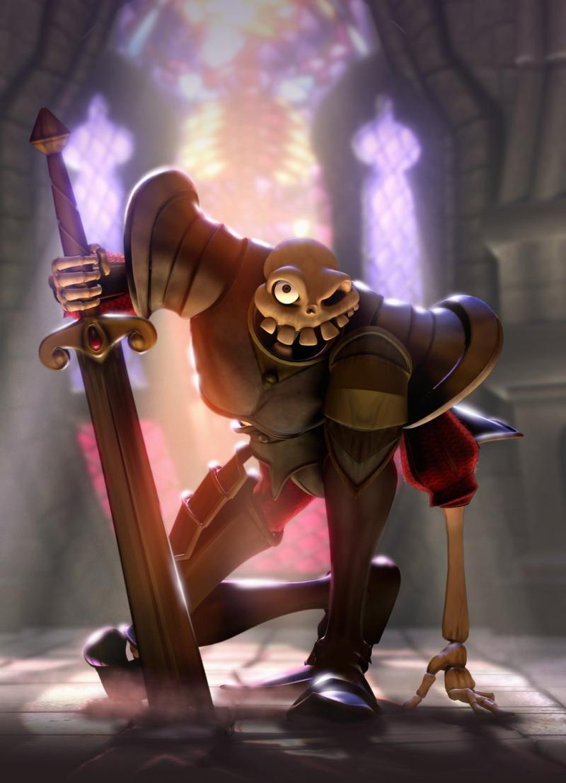Sir Daniel Fortesque Skyrim Mod Requests The Nexus Forums