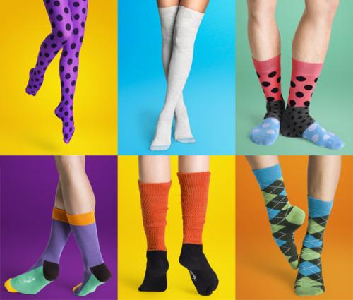 Nu väntar vi bara på en mysig alla hjärtansdagmiddag och lite happy socks imorgon! http://www.bamarang.se/happy-socks/