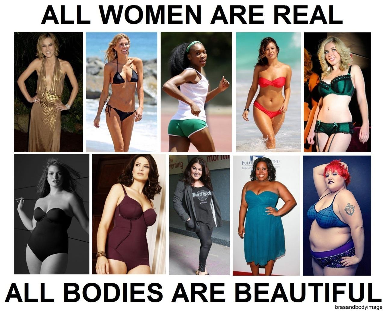 real women bodies tumblr