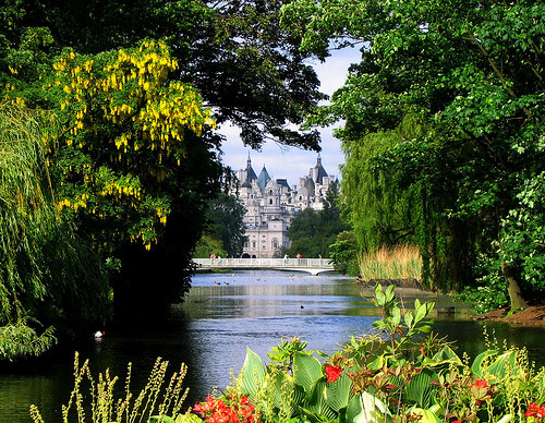 St James Park - Londons best