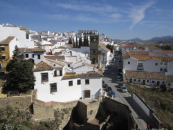 Ronda, the most famous pueblo blanco