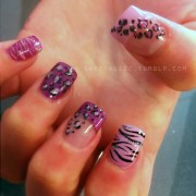 alize's nail artistry - pink