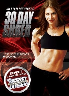 JILLIAN MICHAELS 30 Day Shred LINKS: Level 1Level 2Level 3 alternative links Level 1