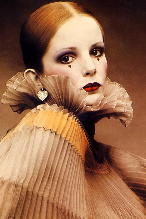 misspeelpants: Estudo de beleza por Wedge James.  Digitalizados a partir de Painted Ladies: Arte da Coloração mão em Fotografia pela Wedge James.