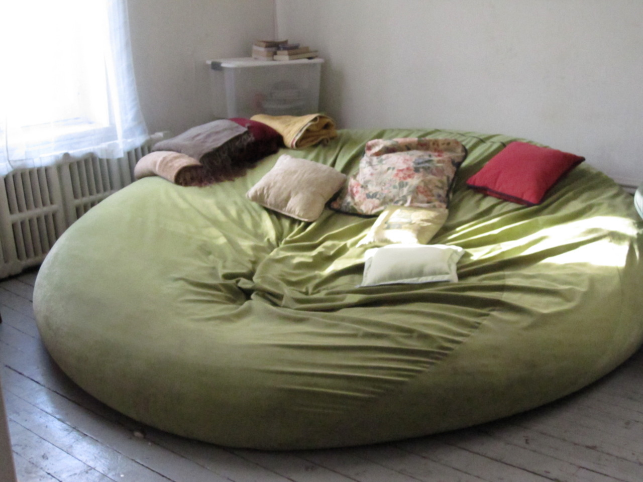 Giant Pillow Chair Bring My Owl Back