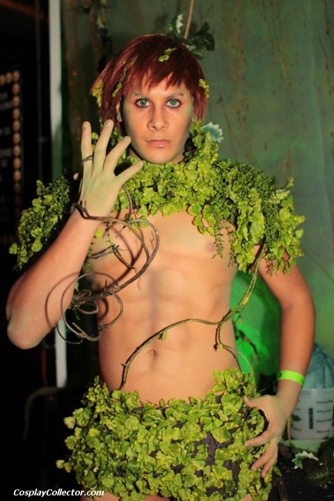 Male Poison Ivy