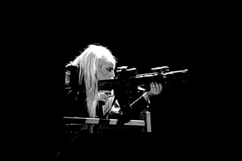 Lady Gaga on stage #5