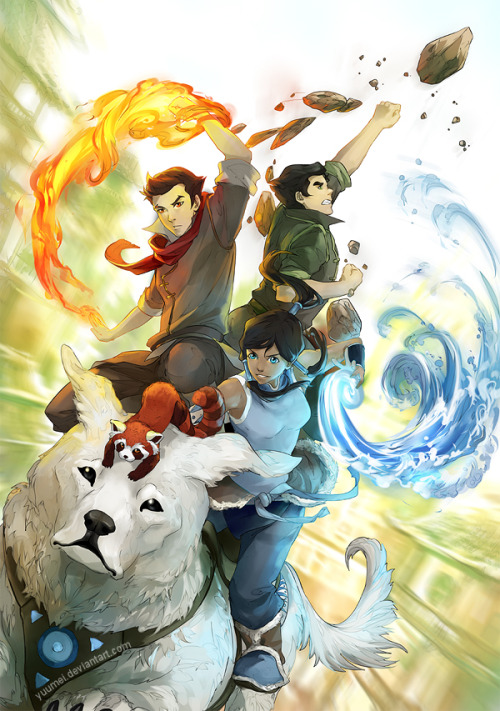 legend of korra episode 7