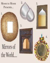 Bohemian Homes - Bohemian style: Mirrors of the World