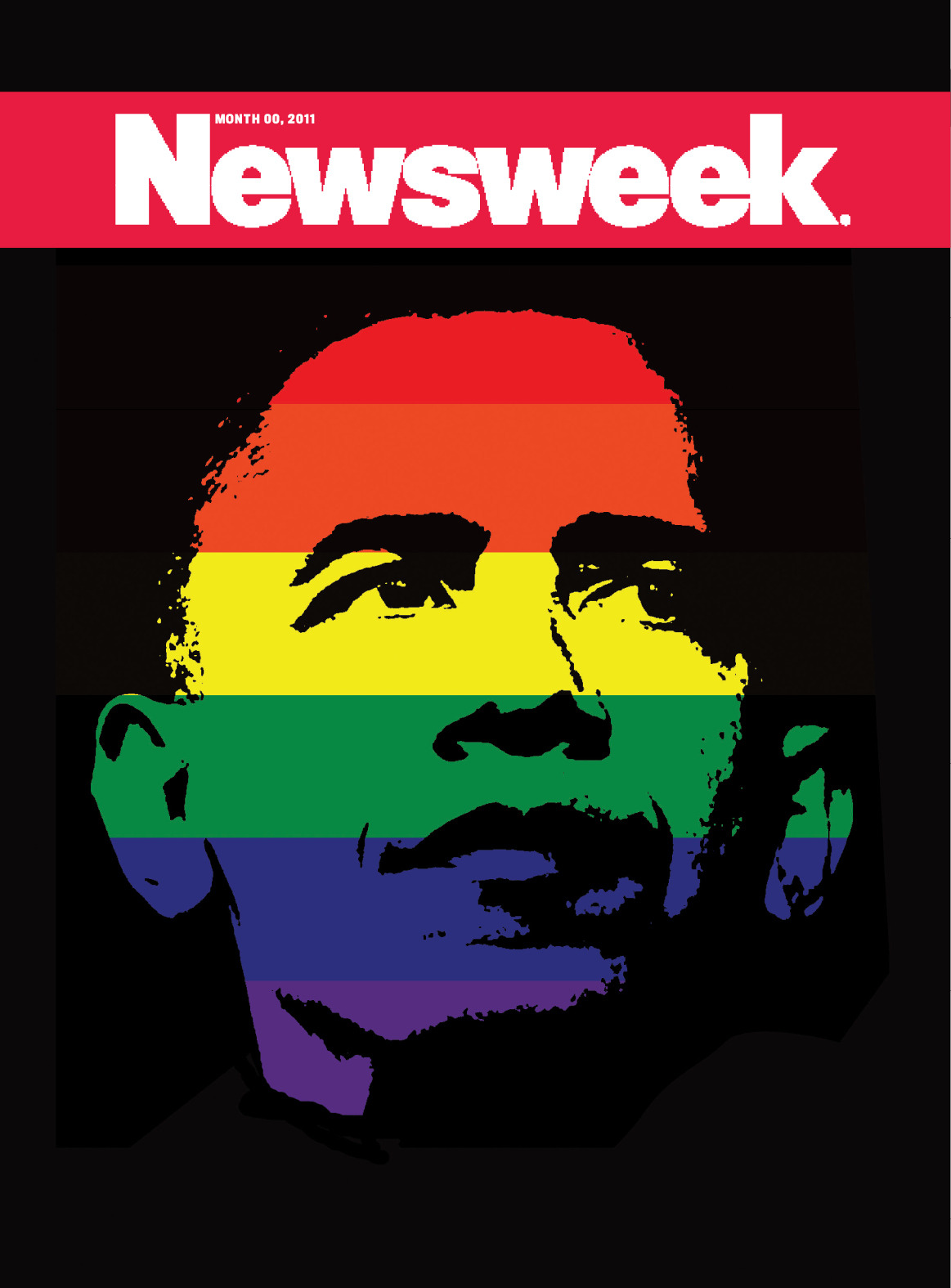 May 16 How to frame the First Gay President  Stephen Kurczy