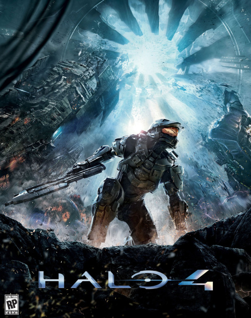"""Halo fans solve puzzle, reveal the official Halo 4 box art Members of the Halo Waypoint Forums were emailed 32 pieces of the Halo 4 box art, which they had to put together. When they did… voila! This is the official box art for the next Halo game. The game is set four years after the events of Halo 3. """"Master Chief returns to confront his destiny and face an ancient evil that threatens the fate of the entire universe."""" Via"""